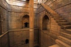 лестницы nilometer Стоковые Фото