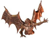 летание демона Стоковая Фотография RF