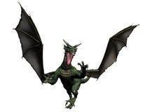 летание дракона Стоковая Фотография RF