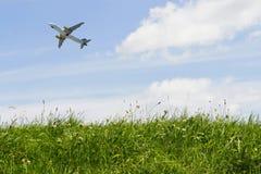Летание лета стоковые изображения rf