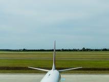 Летание и концептуализация авиапорта minimalistic Стоковые Изображения