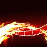 летание пожара Стоковая Фотография RF