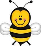летание пчелы Стоковые Изображения RF