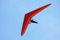 Летание планера вида Стоковые Фотографии RF