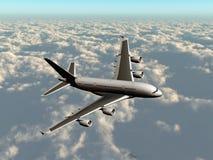летание самолета бесплатная иллюстрация