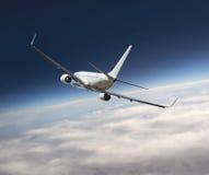 Летание самолета Стоковая Фотография RF