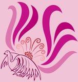 летание phoenix Стоковые Изображения