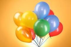 летать воздушных шаров Стоковое Изображение RF