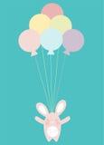 летать воздушных шаров Стоковые Изображения