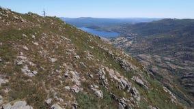 Летать к озеру Sanabria видеоматериал