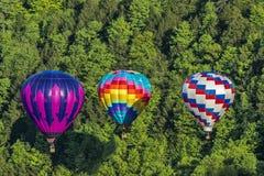 Летать ущелье на парк штата Letchworth стоковое фото