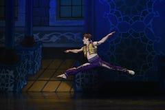 """Летите  Nights†""""One тысячи и одного балета скачки Стоковые Изображения RF"""