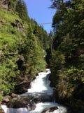 Летнее время в горах Стоковое Фото