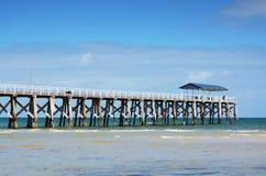 Летнее время на концепции пляжа Стоковые Фотографии RF