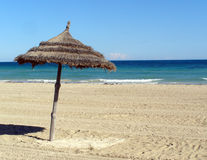 Летнии отпуска на пляже Стоковые Фото