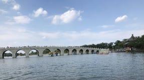 Летний дворец Китая Стоковые Изображения