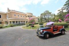 Летний дворец Bao Dai Lat Da Стоковое Изображение RF