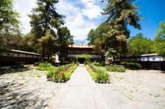 Летний дворец Norbulingka стоковые изображения