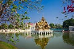 Летний дворец дворца боли челки Таиланда Стоковая Фотография