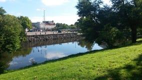 Летний день в Гётеборге стоковое фото rf