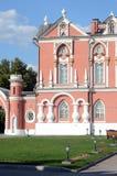 Летний день Москвы дворца Petrovsky стоковые фотографии rf