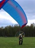 летное обучение Стоковая Фотография RF