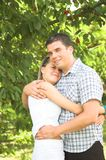 лето влюбленности Стоковая Фотография RF