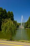 Лето в парке титана Стоковая Фотография