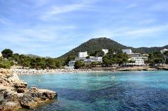 Лето в Ibiza Стоковое Изображение