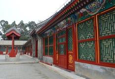 лето дворца Пекин Стоковые Фото
