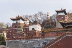 лето дворца Пекин Стоковые Изображения