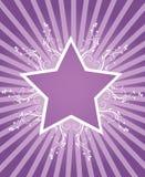 лето звезды конструкции Стоковые Изображения