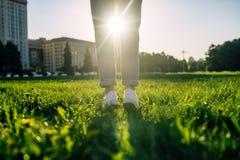 Лето и солнечное настроение стоковые фотографии rf