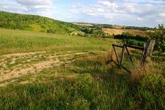 лето ландшафта Стоковое Изображение