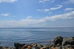 лето моря остальных путешествием безшовное Стоковая Фотография