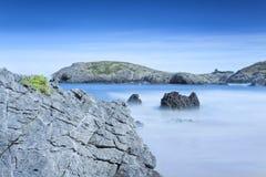 Лето на побережье стоковые изображения