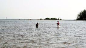 Лето на пляже Стоковые Изображения RF