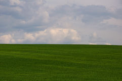 Лето неба солнечного дня Стоковое фото RF