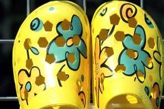 лето обуви Стоковая Фотография