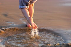 Лето освобождает Стоковое Изображение