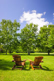 Лето ослабляя Стоковые Фотографии RF