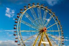 лето парка атракционов стоковые фото
