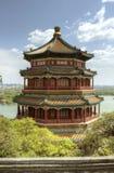 лето Пекин дворца фарфора Пекин Стоковое Изображение