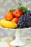 лето персиков плодоовощей ассортимента яблок Стоковое Изображение RF