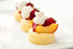 лето плодоовощ десерта просто Стоковые Изображения RF