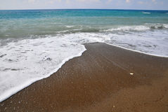 лето пляжа Стоковая Фотография