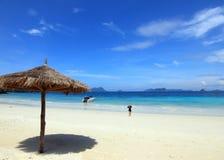 Лето пляжа Стоковое Изображение RF
