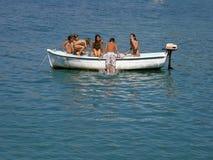 лето потехи 6 детей Стоковые Фотографии RF