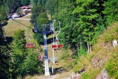 Лето подвесного подъемника Стоковая Фотография RF
