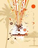 лето праздника бесплатная иллюстрация